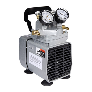 Pressure/Vacuum Diaphragm Air Pump for Laboratory