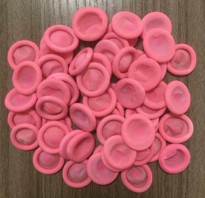 antistatic-pink-finger-cot