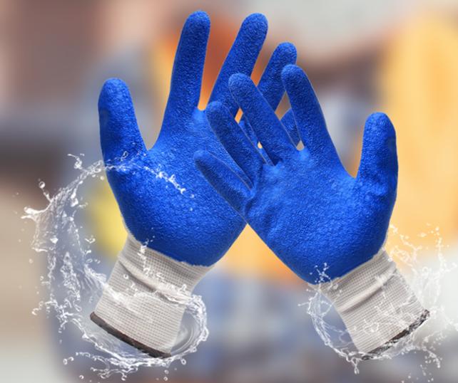 blue-latex-coating-gloves